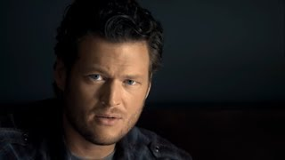Blake Shelton Who Are You When I'm Not Looking