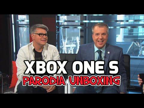 Xbox One S Unboxing - Parodia (ITA)