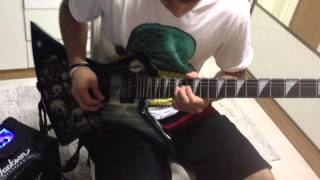 Highway To Hell (AC/DC) - Guitar Solo Cover [HD]