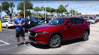 Is the 2019 Mazda CX-5 the BEST performing & looking SUV?