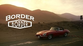 This Jaguar E-Type Has Been Driven From Border To Border