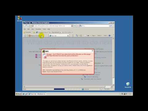 AVG internet security 2011 test.mov