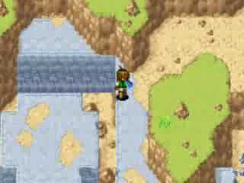 Misc Computer Games - Golden Sun The Lost Age - Magma Rock