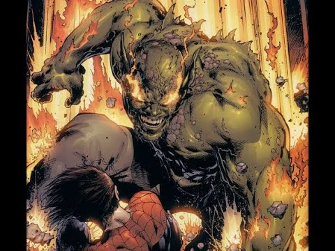 Ultimate Spider-Man Total Mayhem Ep 8 Final: Green Goblin Boss