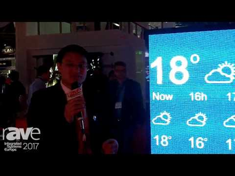 ISE 2017: Absen Explains XD Series Fixed Outdoor LED Display