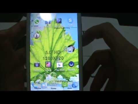 Celular Smartphone N9500 Galaxy S4 Melhor q L7550 Quad Core Android 4.2 (Demonstração) - EraVirtual