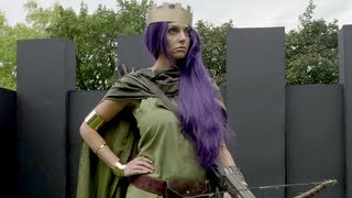 Clash of Clans: Live Action Trailer Sneak Peek 2 - Behind The Scenes