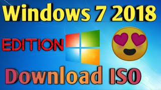Download and Install Windows 7 All in One 2018 Edition in 2 minutes Full tutorial by BrijkTechnicals