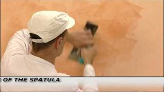 Classical Venetian Plaster Application how to & step by step