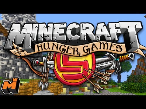 Minecraft: Hunger Games Survival w/ CaptainSparklez - NEW MAP WOO!