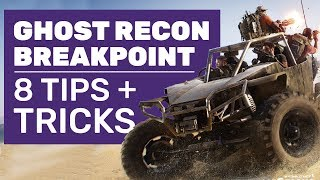 8 Ghost Recon Breakpoint Tips And Tricks To Conquer Auroa