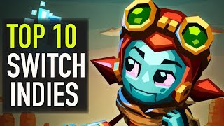 Best 10 Nintendo Switch Indie Games