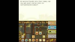 Professor Layton and the Last Specter - Puzzle 133
