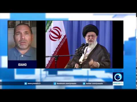 Iran Leader Anti Iran terrorists living freely in US, Europe
