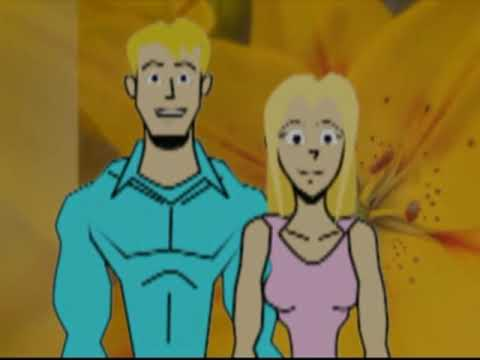 Marcy and Ben (Barbie and Ken parody)