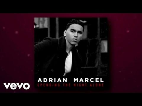 Adrian Marcel - Spending The Night Alone (Lyric Video)