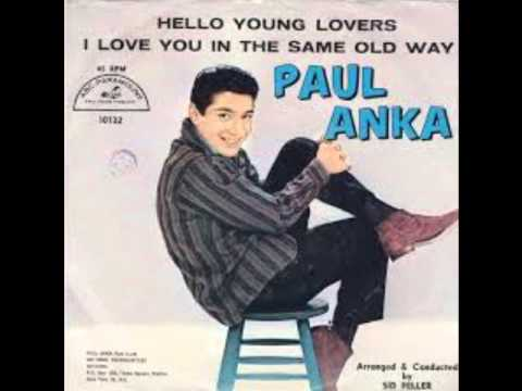 Anka Paul - I Love You in the Same Old Way