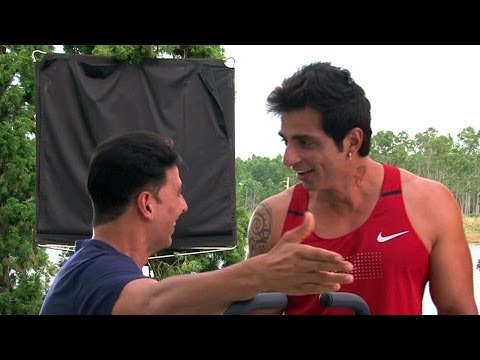 Sonu Sood Talks Non Stop - Behind the Scenes Making | Its Entertainment Music Videos