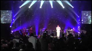"2013  (Live)  Jeffrey Osborne preforms""loved a stranger"" & ""when we party we party hearty"""