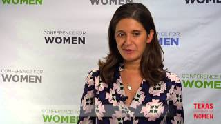 Jessica Shortall - Texas Conference for Women 2013