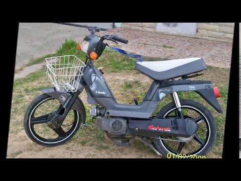 Zanella Sol 50cc.wmv