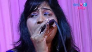 Live Lagna Geet Gujarati - Dikri To Parki Thapan Kehvay - Rita Dave  ( Dual Voice Singer )