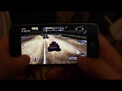 Top 5 Console Quality Games on iPod, iPhone, iPad #1