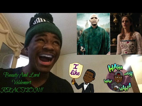 Beauty And Lord Voldemort- PistolShrimps Reaction!!!!!
