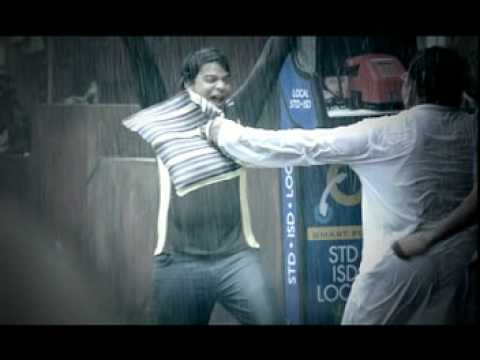 Marathi commercial of Tata Indicom - Shree Ga...