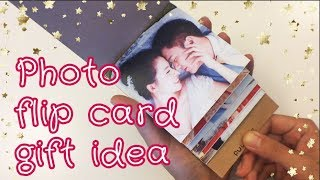 Waterfall Photo Card Gift Idea | Sunny DIY