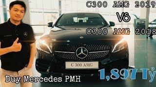 Mercedes C300 AMG 2019 quá hoàn hảo và không có đối thủ tại Việt Nam