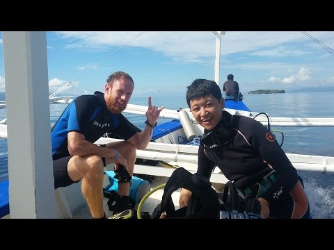 Diving Pescador Island (Video 2 of 2) ~ Philippines Tourism ~ Moalboal, Panagsama Beach
