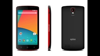 Spice Stellar 507  Hard Reset and Forgot Password Recovery, Factory Reset