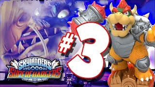 Skylanders Superchargers Wii U - Part 3 Enter CLOUD Dragon!