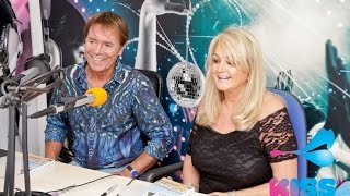 Cliff Richard & Bonnie Tyler on Kiss Fm