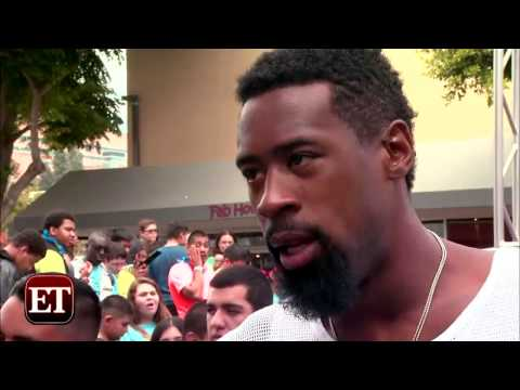 Clipper's Player DeAndre Jordan On Moving Past the Donald Sterling Fiasco