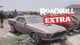 Plymouth Duster vs Ford Mustang Mach 1- Roadkill Extra