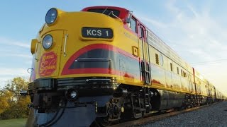 download lagu The Kcs Holiday Train In Wylie, Tx- Arrival, Tour, gratis