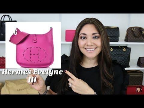 Hermès Evelyne III | Handbag Of The Week | Minks4All