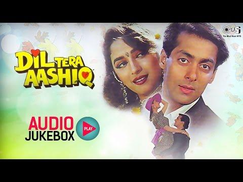 Dil Tera Aashiq Audio Songs Jukebox   Salman Khan, Madhuri Dixit, Nadeem Shravan   Hit Hindi Songs