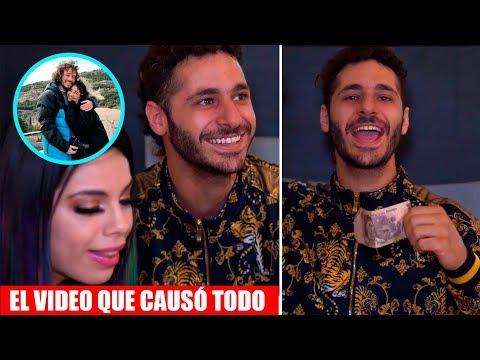 Video original de Lizbeth Rodriguez con Rayito: LUIS EXPUESTO