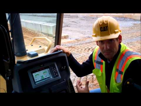 Slope Assist Instructional Video for the Cat® K2 Small Dozer
