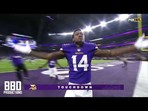 I Put the Titanic Song Over Stefon Diggs Game Winning Touchdown vs Saints