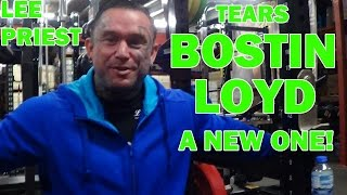 Lee Priest Tears Bostin Loyd a New One!