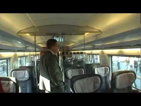 Ein subjektiver Gang durch den 'modernsten Zug der Welt', der auf der Basis ICE3 gebaut wird. So ein ICE3 wurde nach den Zulassungstest im Eurotunnel am 19. ...