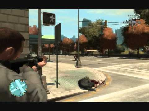 GTA IV Contagium:  Zombie Outbreak in Liberty City    v1.1b mod by Molotov NOT MY MOD