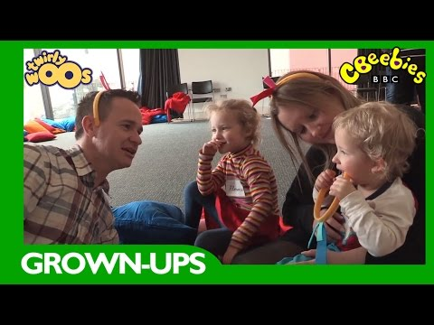Twirlywoos - Behind The Scenes Of The Cbeebies Launch Party video
