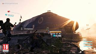 OFFICIAL THE DIVISION 2   E3 2018 Trailer HD