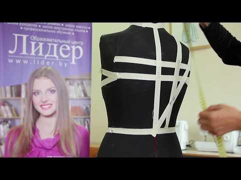 Уроки кройки и шитья - видео
