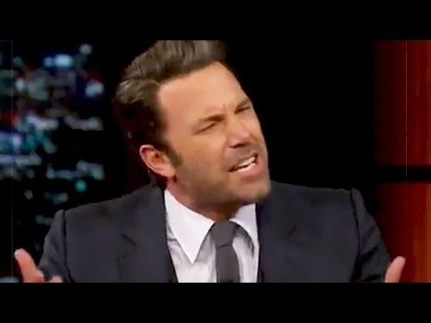 Ben Affleck Slams Bill Maher's Islamaphobia: 'Gross' And 'Racist!'